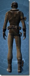 Skiff Guard - Male Back