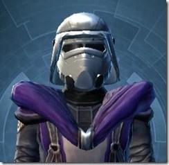 Snowtrooper Hides Hood