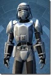 Snowtrooper - Male Close
