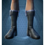 Synthleather Kneeboots [Tech] (Imp)