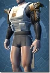 Terenthium Asylum Body Armor