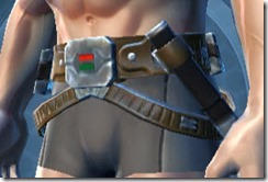 Terenthium Onslaught Belt