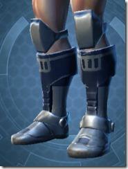 Titanium Asylum Boots