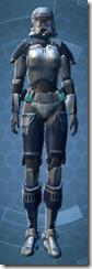 Titanium Asylum - Female Front