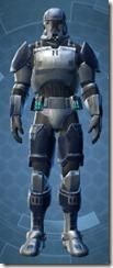 Titanium Asylum - Male Front