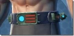 Titanium Onslaught Belt