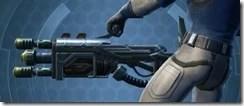 Transparisteel Asylum Onslaught Assault Cannon Left
