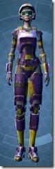 Aftermarket Boltblaster's MK-3 Dyed Front