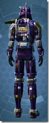 Crystalline Boltblaster's MK-3 Dyed Back