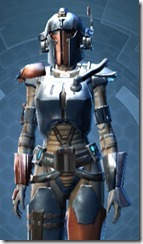 Crystalline Boltblaster's MK-3 - Female Close