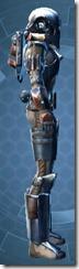 Crystalline Boltblaster's MK-3 - Male Right