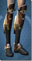 Crystalline Bulwark's MK-3 Boots