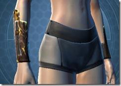 Crystalline Bulwark's MK-3 Bracers