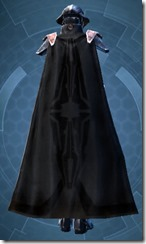 Crystalline Bulwark's MK-3 - Female Back