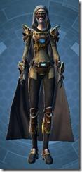 Crystalline Bulwark's MK-3 - Female Front