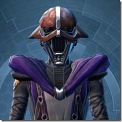 Crystalline Bulwark's MK-3 Hides Hood