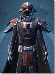 Crystalline Bulwark's MK-3 - Male Close