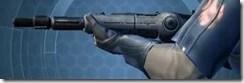 Decorated Boltblaster's Blaster Rifle MK-3 Left