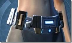 Decorated Bulwark's MK-3 Belt