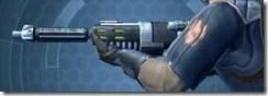 Decorated Demolisher's Blaster Rifle MK-3 Left
