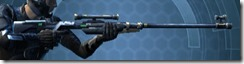Decorated Targeter's Sniper Rifle MK-3 Right