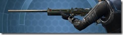 Flexiglas Onslaught Sniper Rifle Left