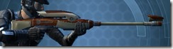 Fractured Targeter's Sniper Rifle MK-3 Right