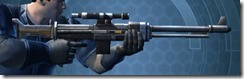 Plexoid Asylum Onslaught Blaster Rifle Right
