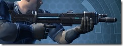 Requisitioned Demolisher's Blaster Rifle MK-3 Right
