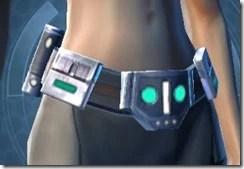 Requisitioned Pummeler's MK-3 Belt