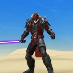 Darth Xendris - The Ebon Hawk
