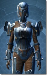 Yavin Boltblaster's MK-3 - Female Close