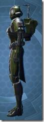 Yavin Boltblaster's MK-3 - Female Left