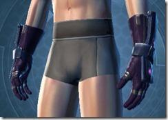 Yavin Pummeler's MK-3 Gauntlets