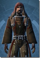 Yavin Pummeler's MK-3 - Male Close