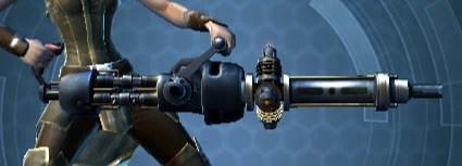 Commander's Assault Cannon Right