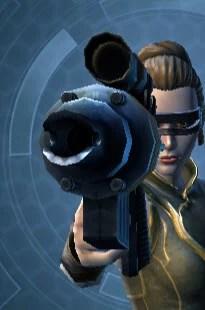 Commander's Heavy Blaster Front