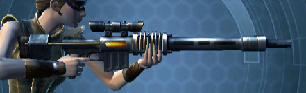 Commander's Sniper Rifle right