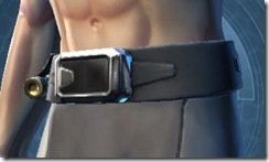 Defiant Asylum MK-16 Belt