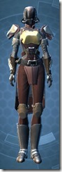 Defiant Asylum MK-16 - Female Front