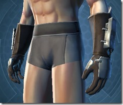 Defiant Asylum MK-16 Gauntlets