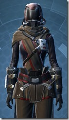 Defiant Mender MK-16 - Female Close