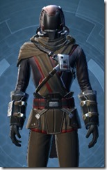 Defiant Mender MK-16 - Male Close