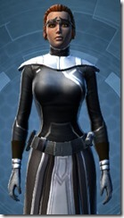 Defiant Mender MK-26 - Female Close