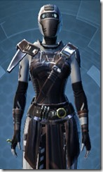 Exarch Mender MK-26 - Female Close