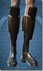 Havoc Squad Officer Boots