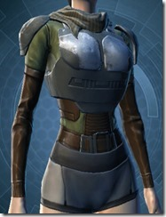 Havoc Squad Officer Breastplate