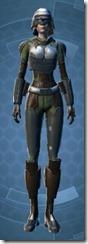 Havoc Squad Officer - Female Front