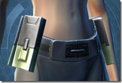 Havoc Squad Specialist Belt