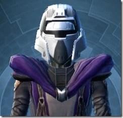 Havoc Squad Specialist Hides Hood